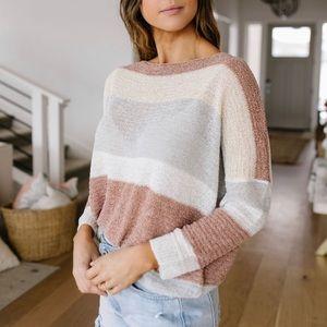 FINAL SALE❗️Serenity Lightweight Knit Sweater